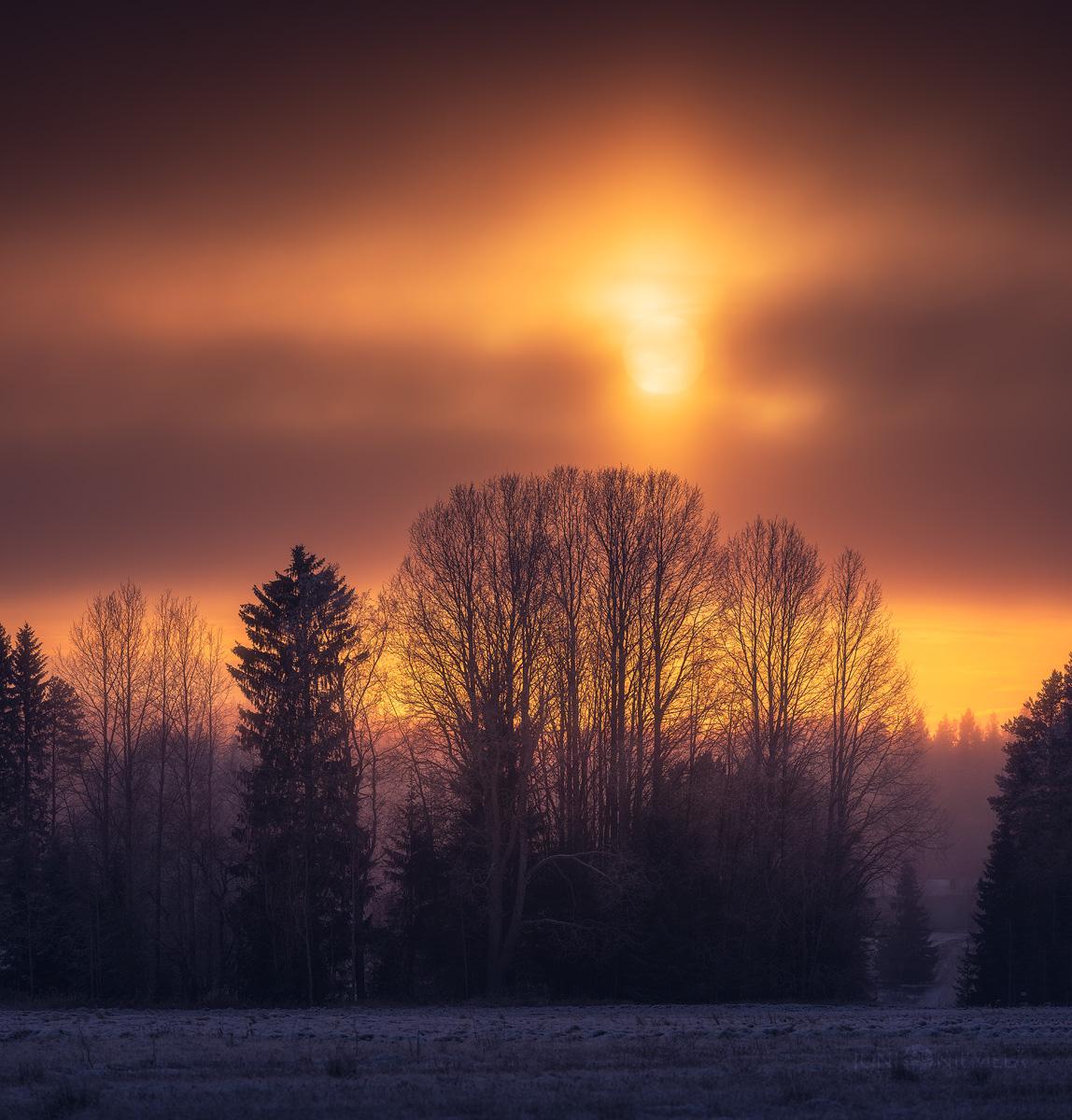 November Glow