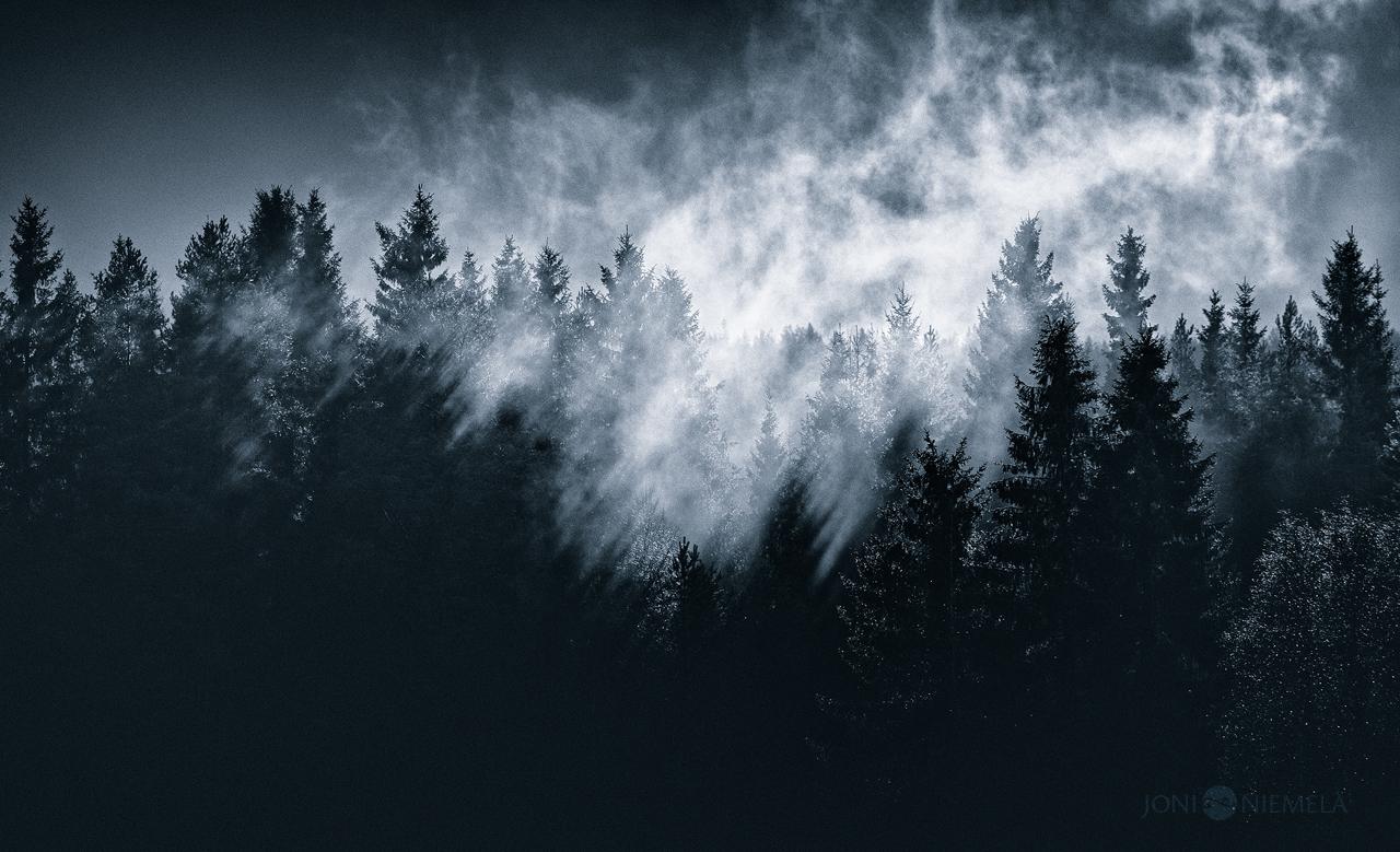 Fiery Fog