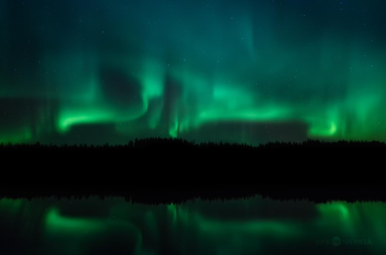 Spooky Auroras II