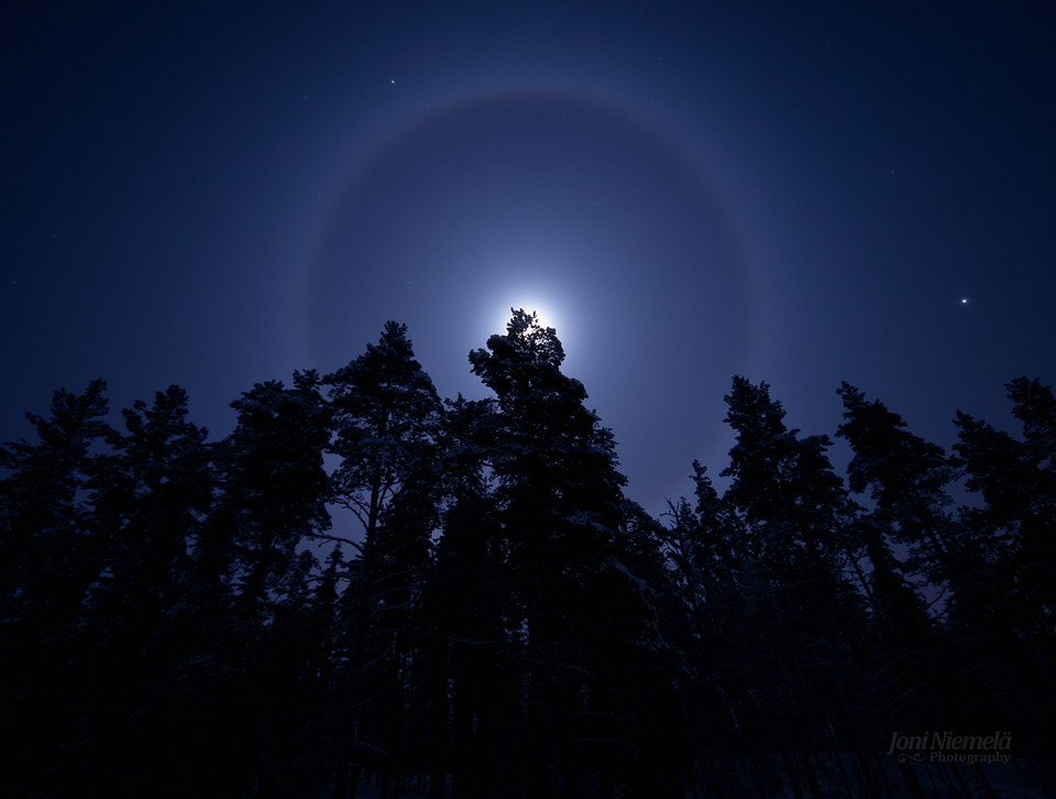 Blue Moon Halo