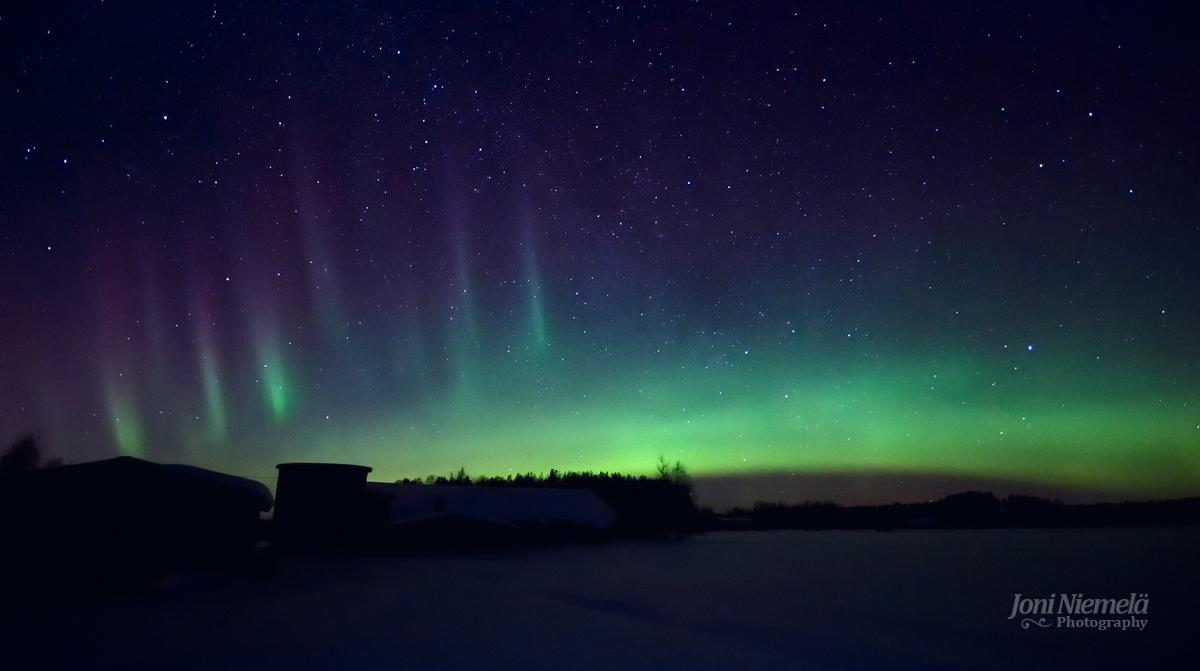 Dancing Auroras
